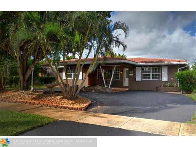 817 NW 30th St, Wilton Manors, FL 33311 (MLS #F10094375) :: Castelli Real Estate Services