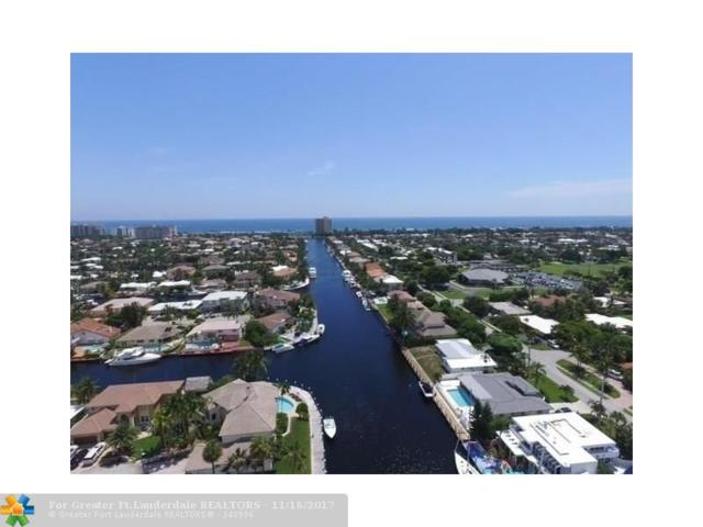 2511 NE 36th St, Lighthouse Point, FL 33064 (MLS #F10094417) :: Green Realty Properties