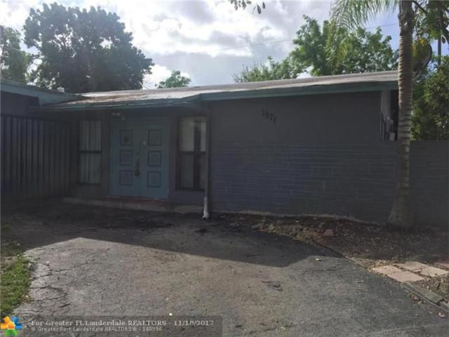 1971 NW 98th Ave, Sunrise, FL 33322 (MLS #F10094422) :: Castelli Real Estate Services