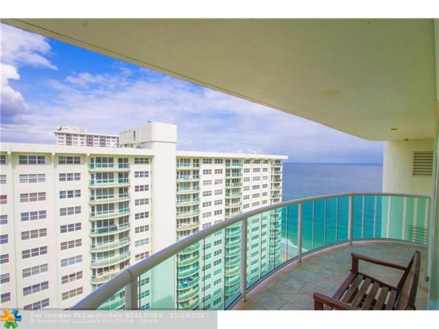 3400 Galt Ocean Dr Ph7s, Fort Lauderdale, FL 33308 (MLS #F10094435) :: Green Realty Properties