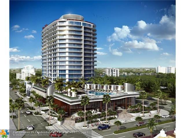 701 N Fort Lauderdale Beach Blvd #1102, Fort Lauderdale, FL 33304 (MLS #F10094451) :: Castelli Real Estate Services