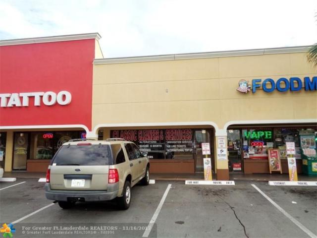 5100 W Commercial Blvd #11, Tamarac, FL 33319 (MLS #F10094494) :: Green Realty Properties