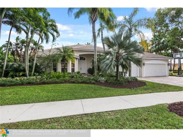 2522 Princeton Ct, Weston, FL 33327 (MLS #F10094505) :: Castelli Real Estate Services