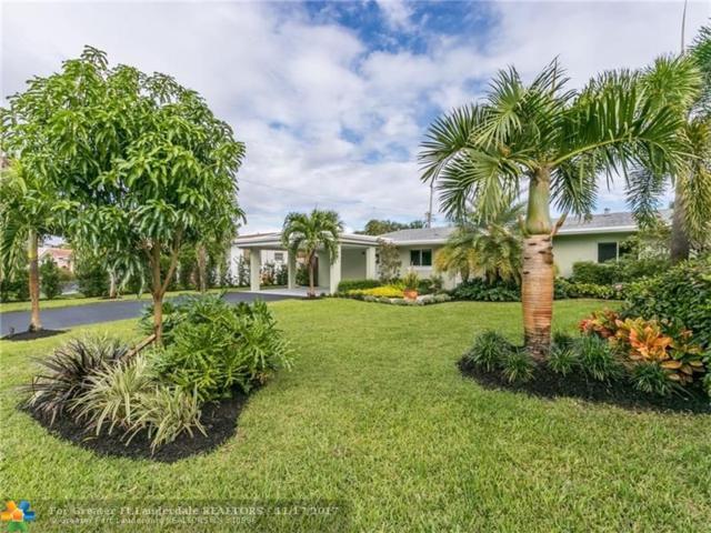 4430 NE 16th Ave, Oakland Park, FL 33334 (MLS #F10094620) :: Castelli Real Estate Services