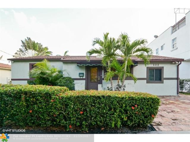 522 SW 11th Ct, Fort Lauderdale, FL 33315 (MLS #F10094626) :: Castelli Real Estate Services