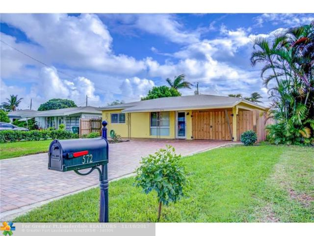 572 NW 46th St, Oakland Park, FL 33309 (MLS #F10094723) :: Castelli Real Estate Services