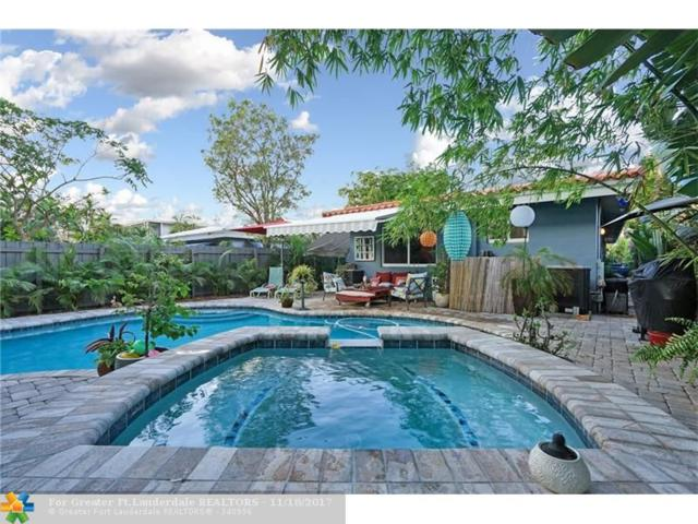 672 NE 37th St, Oakland Park, FL 33334 (MLS #F10094730) :: Castelli Real Estate Services
