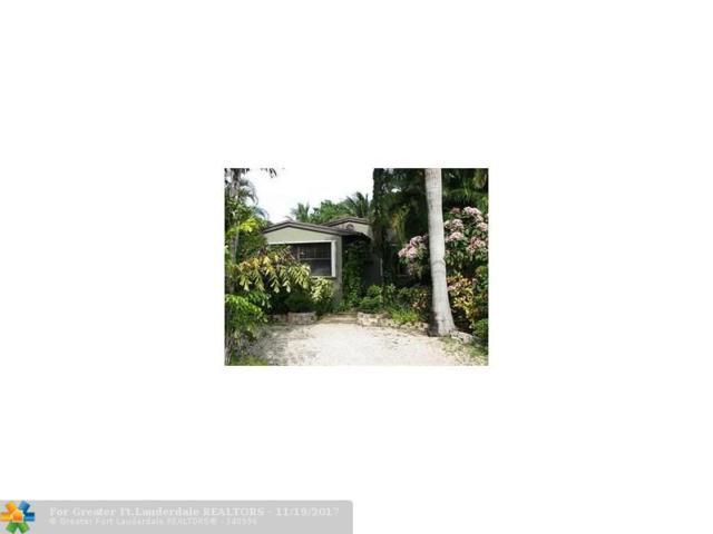 671 NE 33RD ST, Oakland Park, FL 33334 (MLS #F10094738) :: Castelli Real Estate Services