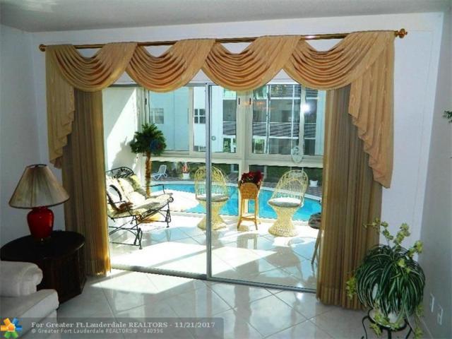 1461 S Ocean Blvd #226, Pompano Beach, FL 33062 (MLS #F10094764) :: Green Realty Properties