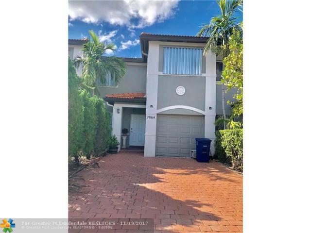 2864 SW 129th Ave #3190, Miramar, FL 33027 (MLS #F10094772) :: Green Realty Properties