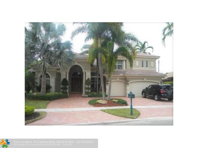 11099 Canary Island Ct, Plantation, FL 33324 (MLS #F10094788) :: Green Realty Properties