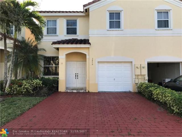 3876 W 171st Ave #3876, Miramar, FL 33027 (MLS #F10094790) :: Green Realty Properties