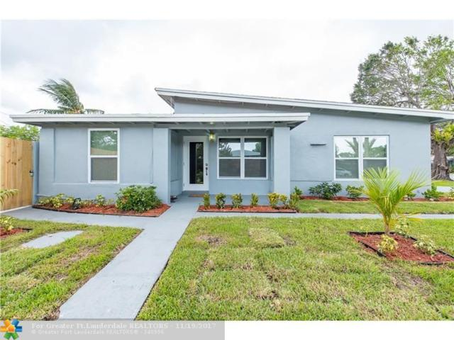 1401 NW 5th Avenue, Fort Lauderdale, FL 33311 (MLS #F10094813) :: Castelli Real Estate Services