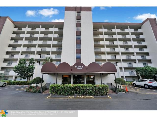 5860 NW 44th St #503, Lauderhill, FL 33319 (MLS #F10094828) :: Green Realty Properties