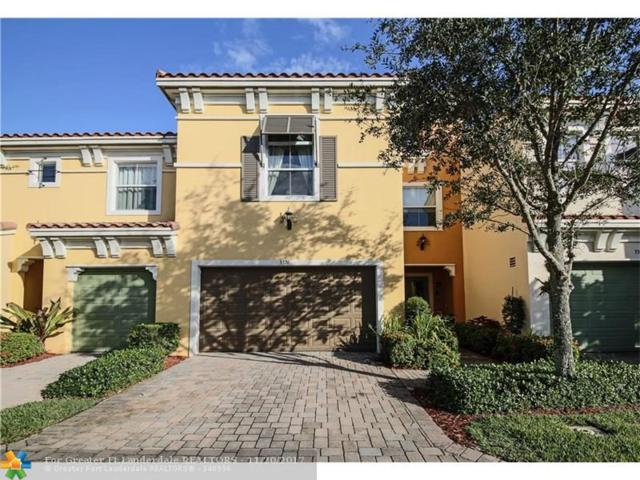 3370 NW 124th Ter #3370, Sunrise, FL 33323 (MLS #F10094830) :: Green Realty Properties