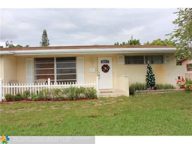 8387 NW 26th St, Sunrise, FL 33322 (MLS #F10094836) :: Green Realty Properties