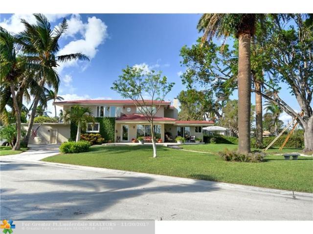 911 N Northlake Dr, Hollywood, FL 33019 (MLS #F10094879) :: Green Realty Properties