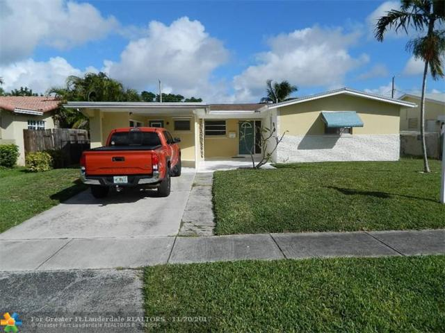 1023 N 32nd Ave, Hollywood, FL 33021 (MLS #F10094944) :: Green Realty Properties