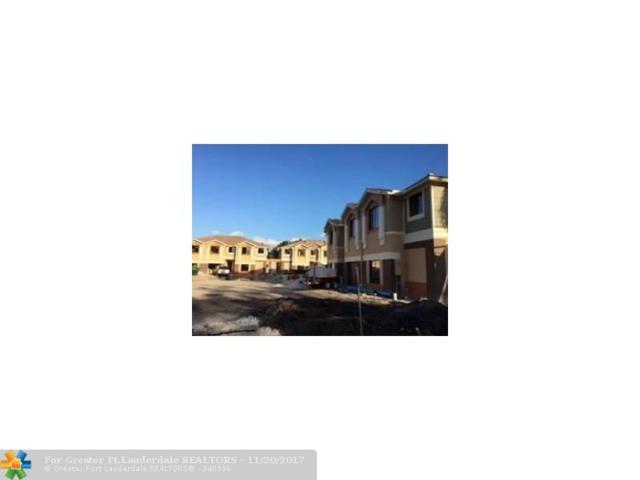 4760 SW 64 Avenue #7, Davie, FL 33314 (MLS #F10094951) :: Green Realty Properties