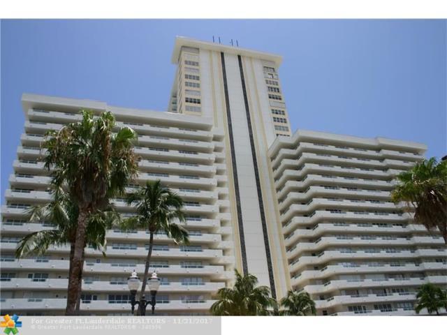 3900 Galt Ocean Dr #708, Fort Lauderdale, FL 33308 (MLS #F10094977) :: Green Realty Properties