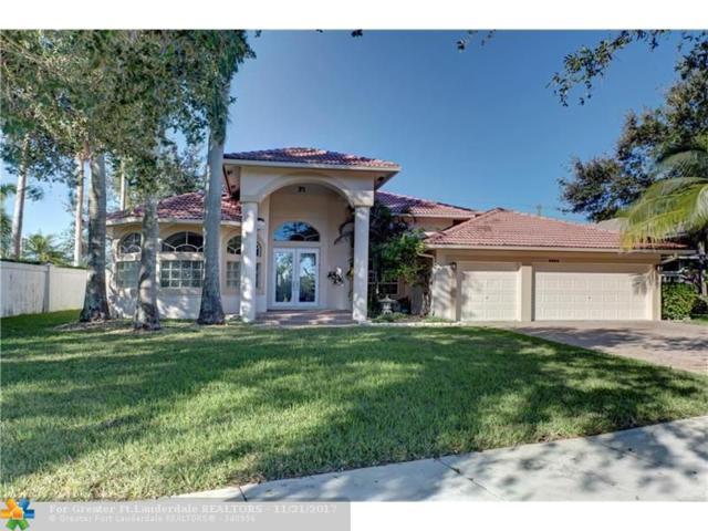 8995 NW 41st St, Cooper City, FL 33024 (MLS #F10094999) :: Green Realty Properties