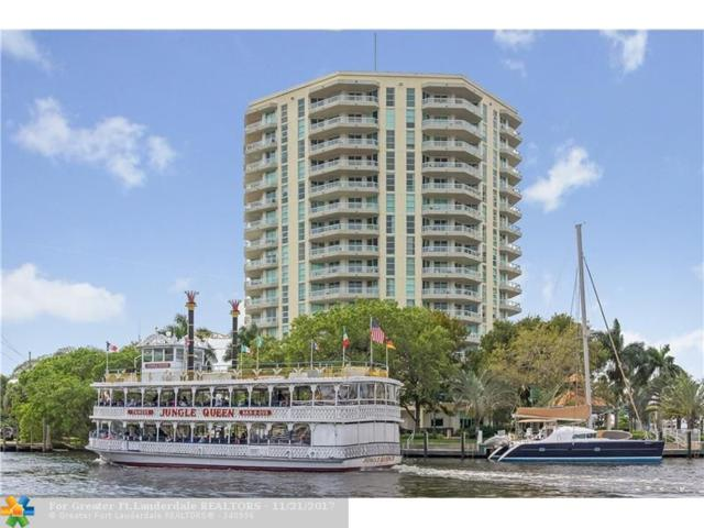 401 SW 4th Ave #1608, Fort Lauderdale, FL 33315 (MLS #F10095020) :: Green Realty Properties