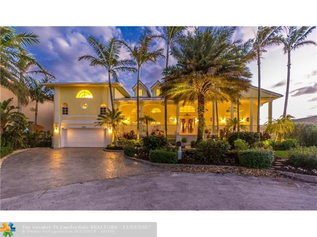 2880 NE 32nd St, Lighthouse Point, FL 33064 (MLS #F10095125) :: Green Realty Properties