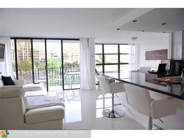 400 N Leslie Dr #319, Hallandale, FL 33009 (MLS #F10095180) :: Green Realty Properties