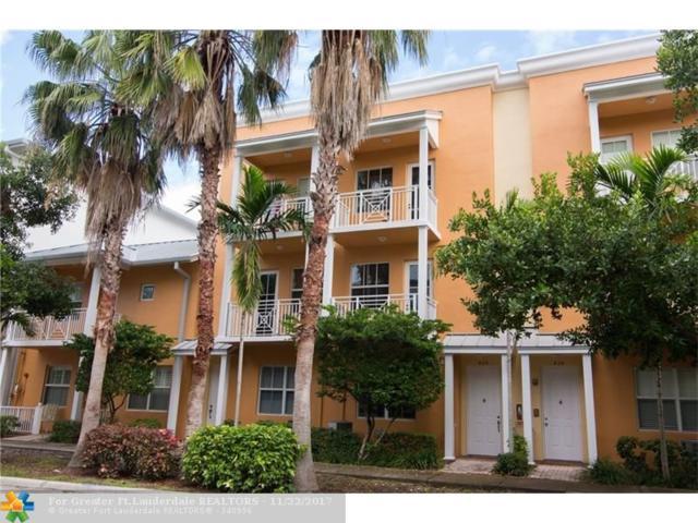 424 SW 13 Ter #424, Fort Lauderdale, FL 33312 (MLS #F10095205) :: Green Realty Properties
