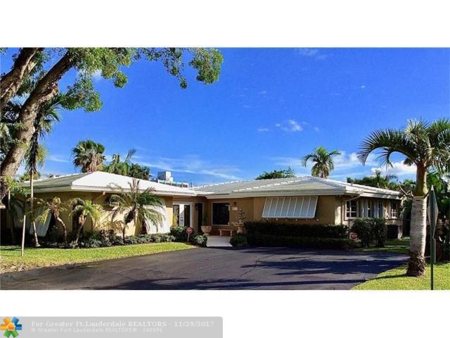 3320 NE 18th Ter, Oakland Park, FL 33306 (MLS #F10095439) :: Green Realty Properties