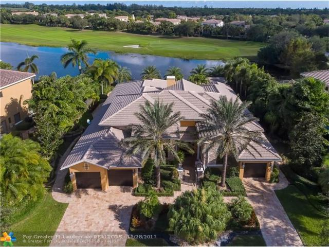 7230 Lemon Grass Dr, Parkland, FL 33076 (MLS #F10095703) :: Green Realty Properties