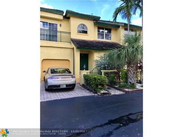 725 NE 195th St #725, North Miami Beach, FL 33179 (MLS #F10095800) :: Green Realty Properties