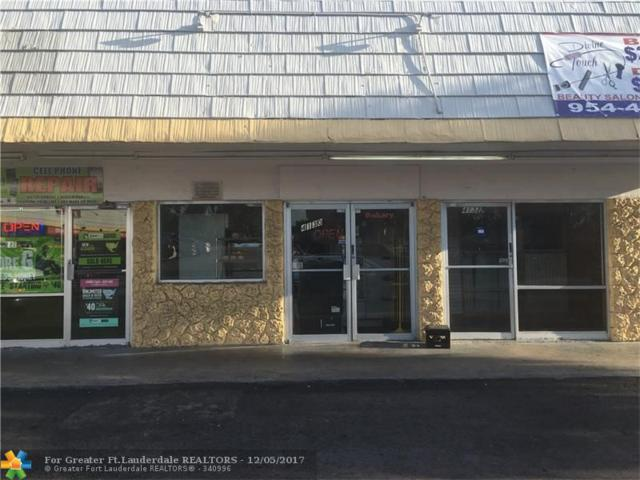 4130 NW 21st St, Lauderhill, FL 33313 (MLS #F10095817) :: Green Realty Properties