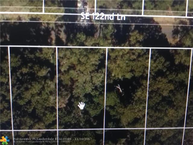 BLK F LOT 10 SE 122 LANE, Other City - In The State Of Florida, FL 34420 (MLS #F10096038) :: Green Realty Properties