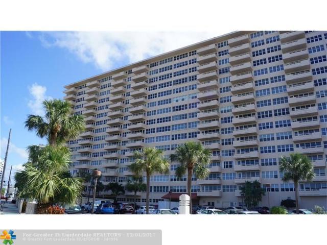 3300 NE 36th St #706, Fort Lauderdale, FL 33308 (MLS #F10096276) :: Green Realty Properties