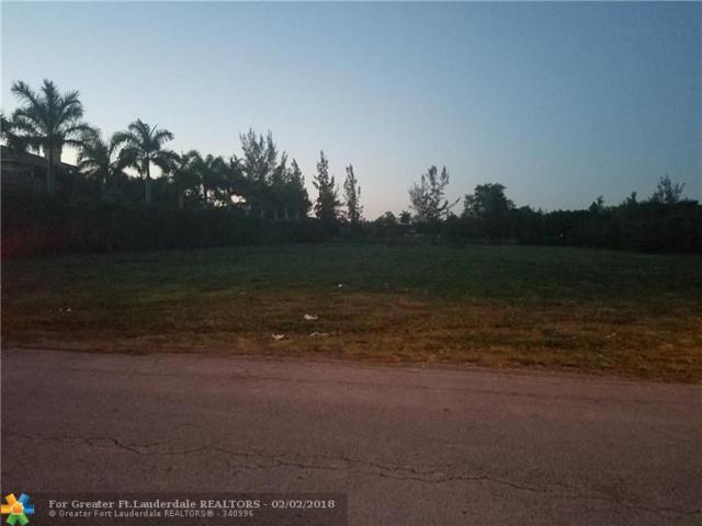 12361 NW 8th St, Plantation, FL 33325 (MLS #F10096448) :: Laurie Finkelstein Reader Team