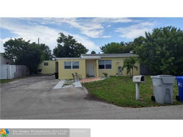 1525 NE 27th St, Pompano Beach, FL 33064 (MLS #F10096536) :: Green Realty Properties