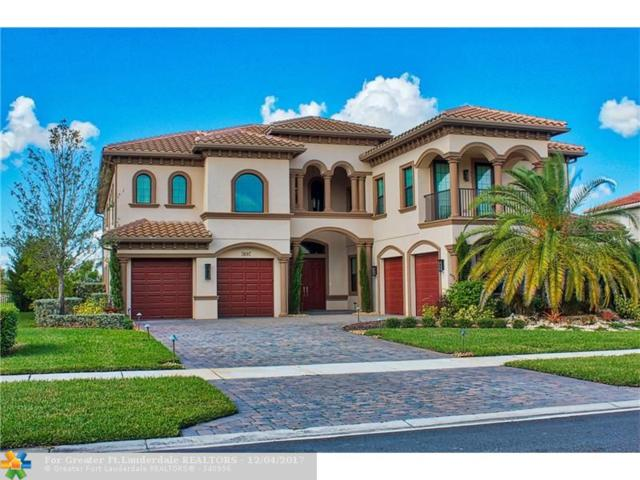 7897 Blue Sage Way, Parkland, FL 33076 (MLS #F10096587) :: Green Realty Properties