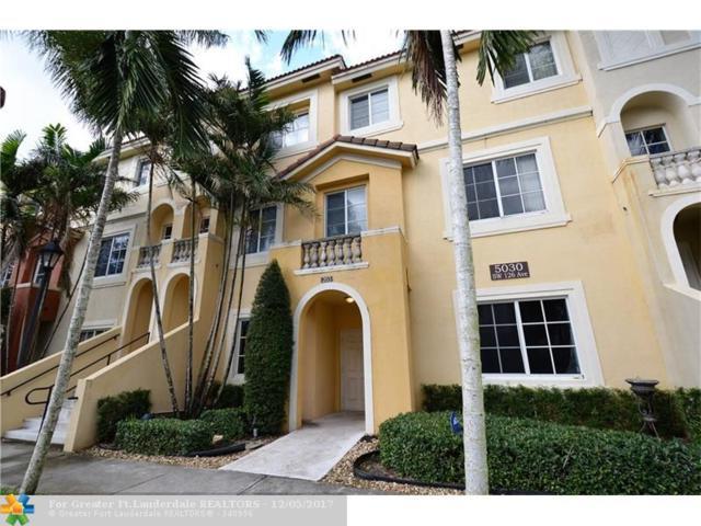 5030 SW 126TH AV #203, Miramar, FL 33027 (MLS #F10096592) :: Green Realty Properties