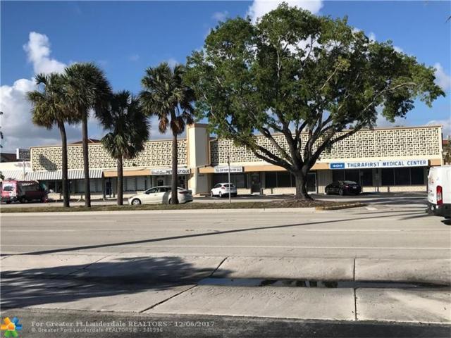 4001-4003 N Federal Hwy, Oakland Park, FL 33308 (MLS #F10096724) :: Green Realty Properties