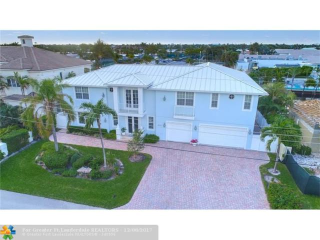4161 NE 30th Ter, Lighthouse Point, FL 33064 (#F10097250) :: The Haigh Group | Keller Williams Realty