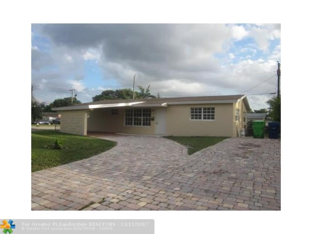 6100 NW 16th Ct, Sunrise, FL 33313 (MLS #F10097648) :: Green Realty Properties