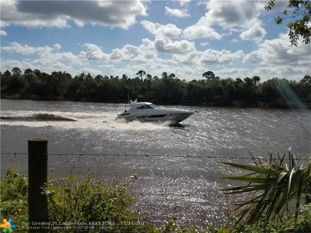 22154 SW Hammock River Way, Indiantown, FL 34956 (MLS #F10097667) :: Green Realty Properties