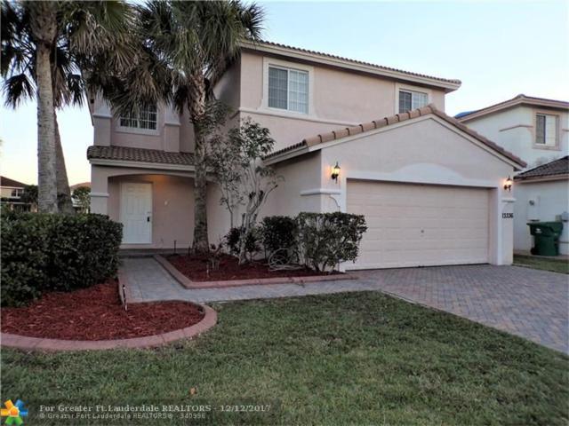 13336 SW 44th St, Miramar, FL 33027 (MLS #F10097739) :: Green Realty Properties