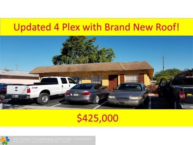 3960 NW 31ST TER, Lauderdale Lakes, FL 33309 (MLS #F10097827) :: Green Realty Properties