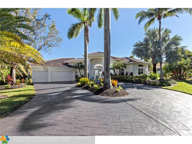 12116 NW 9th Pl, Coral Springs, FL 33071 (MLS #F10099102) :: Green Realty Properties