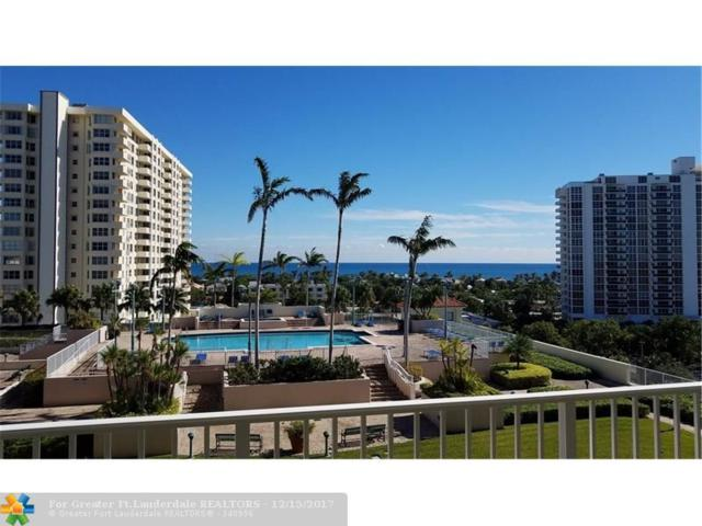 3020 NE 32nd Ave #819, Fort Lauderdale, FL 33308 (MLS #F10099213) :: The O'Flaherty Team