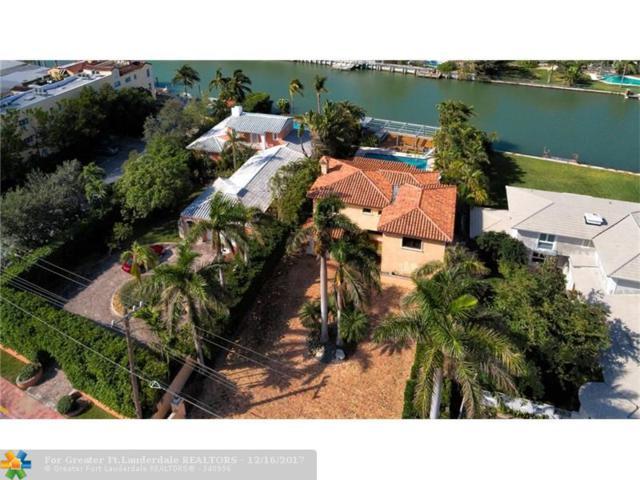 4838 Pine Tree Dr, Miami Beach, FL 33140 (MLS #F10099352) :: Green Realty Properties