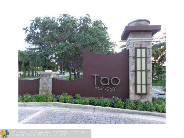2641 N Flamingo Rd 608N, Plantation, FL 33323 (MLS #F10099716) :: Green Realty Properties