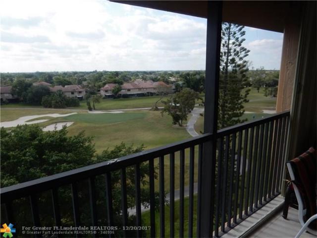 3821 Environ Blvd #701, Lauderhill, FL 33319 (MLS #F10099806) :: Green Realty Properties